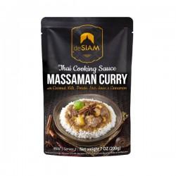 Massaman curry saus 200g
