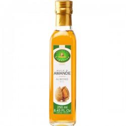 Amandel olie fles 25cl