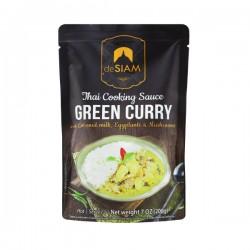 Groene curry saus 200g