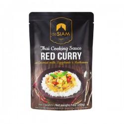 Rode curry saus 200g