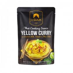 Geel curry saus 200g