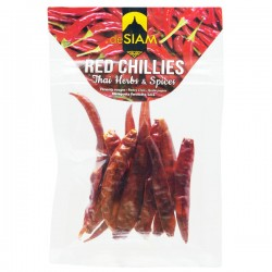 Gedroogde Thaise chilli 6g
