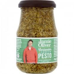 Pesto Coriandre et Cashewnoten 190g