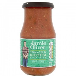 Sauce Tomate Ricotta & Basilic 400g