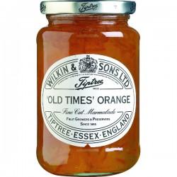 Old Times Sinaasappel Marmelade (Fijn Gesneden) 340g