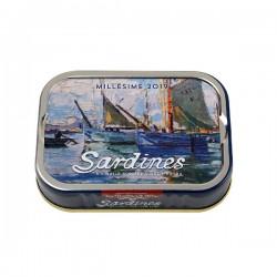 """Sardines """"Ville Bleue"""" 115g"""