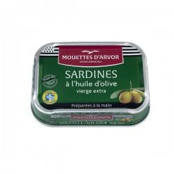 Sardienen in olijfolie 115g