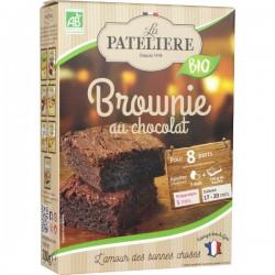 Préparation pour brownie au chocolat BIO 280g