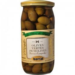 """Olives Vertes """"Picholines"""" 37cl"""