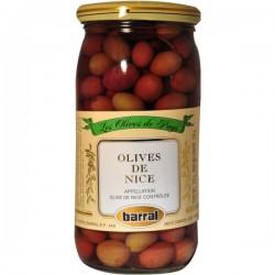 Olives Noires au naturel Provence/Côte d'Azur 320g