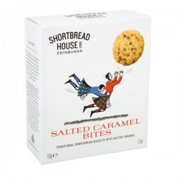Shortbread Sport Caramel Bites 150g