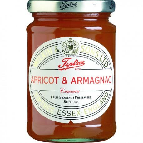 Abrikoos & Armagnac 340g