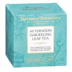 Afternoon Darjeeling losse thee cartons 100g