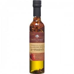 Olijfolie met Pimenten 25cl