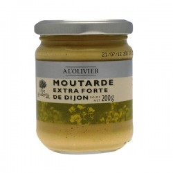 Moutarde de Dijon 200g