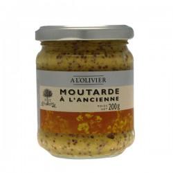 Moutarde à l'Ancienne 200g