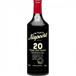 20 Years Old Tawny Port 75cl