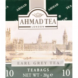 Earl Grey theezakjes 10's