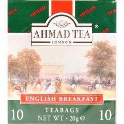 English Breakfast theezakjes 10's