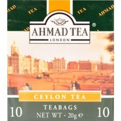 Ceylon theezakjes 10's