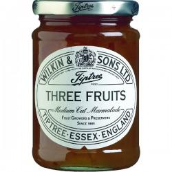 Drie Vruchten Marmelade 340g