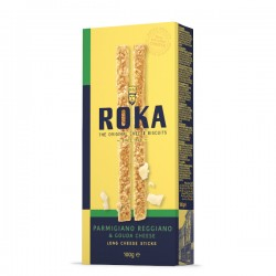 Long Cheese Sticks Parmigiano Reggiano & Gouda Cheese 100g