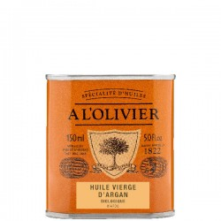 Bid. Oranje Zuivere Arganeolie 150ml