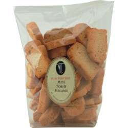 Mini Toasts Natuur 140g
