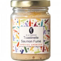 Toastinelle De Saumon Fumé 80g