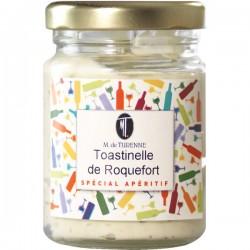 Toastinelle De Roquefort Aux Noix 80g