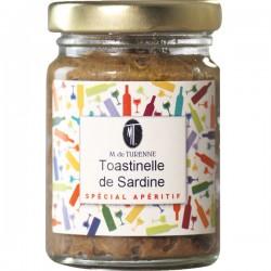 Toastinelles Sardienen Citroen 80g