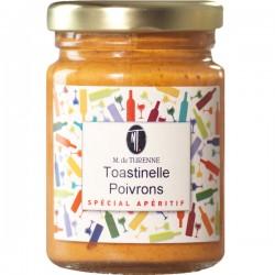 Toastinelle De Poivrons 95g