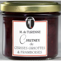 Chutney De Cerise Griotte 120g