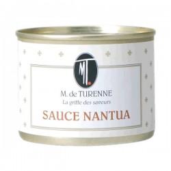Sauce Nantua Boite 190gr