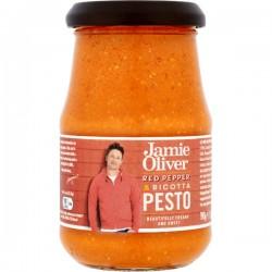 Pesto Rode Paprika & Ricotta 190g