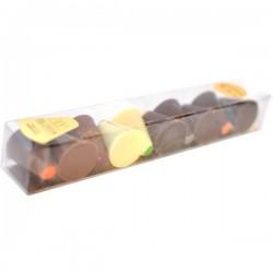 Display Chocolade Neusjes 16x10st 100g
