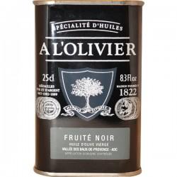 Bid. Zwart - Olijfolie Fruité Noir 250ml