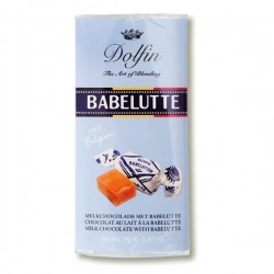 Chocolat Lait Babelutte 70g