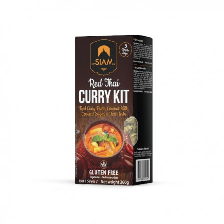 Rode Curry Kit 260g