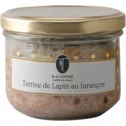 Terrine van Konijn met Jurançon Wijn 180