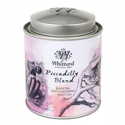 Alice in Wonderland Picadilly thee caddy 100g