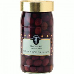 Petites Olives Noires Coquillos 37cl