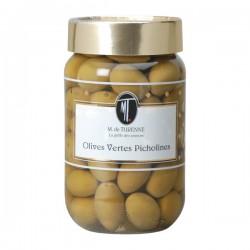 Olives Vertes Picholines De France 37cl