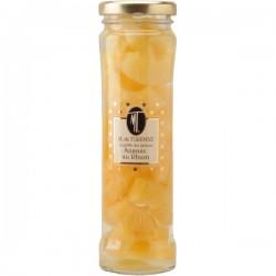 Ananas geblust in Rum 21cl