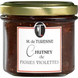 Vijgen & Violette Chutney 125g