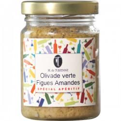 Olivade Verte A La Figue & Amandes 106ml