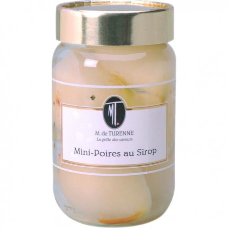 Mini Peren op Siroop 358ml