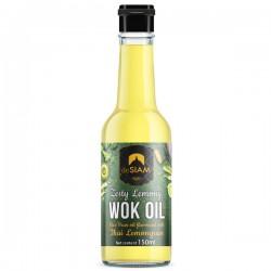Wok olie met citroengras 150ml