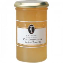 Confiture Extra De Poire & Vanille 320g