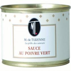 Sauce Poivre Vert Boite 190gr